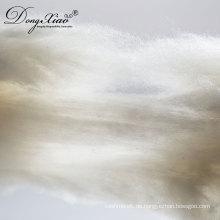 Merino-Art und kardierte Faser-Art rohe Schafwolle zum Verkauf