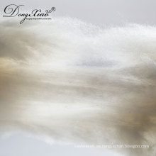 Tipo merino y fibra cardada tipo lana de oveja cruda para la venta
