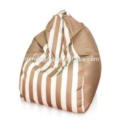 Portable indoor sofa lounge floor bean bag seat