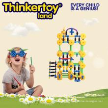 Brinquedo mágico educacional do cubo do cubo do bebê