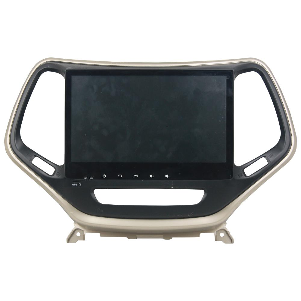 JEEP Cherokee Multimedia GPS Navigation Car DVD Player