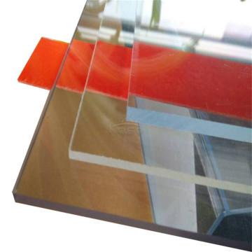 Materiale Solid Board Roofing Plastic Polycarbonate Pc Sheet