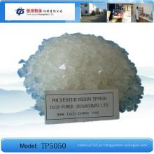 Resina de poliéster Tp5050- para revestimento em pó