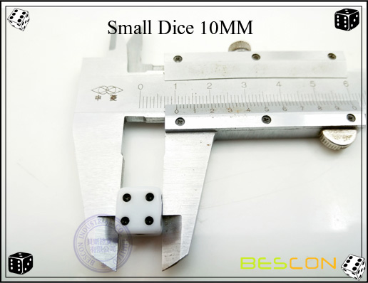 Small Dice 10MM