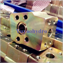 SAE Standard Code 61 or 62 Steel Forged Block Flanges