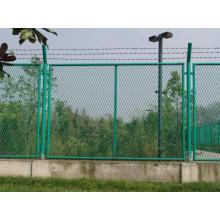 PVC recubierto soldado Park Fence Netting / Fábrica directa
