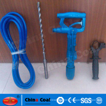 Portable Pneumatic Drill for Mine