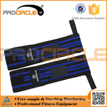 "Wrist Wraps for weight lifting,wirst brace,wrist supports 18"" *3""with thump loop"