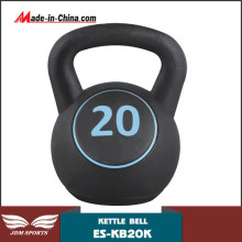 20lbs Kettlebell para adultos com boa qualidade (ES-KB20)