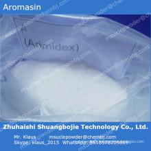 Poudre d'Anastrozole Arimidex d'Anti-Oestrogène pour l'Inhibition Féminine de la Tumeur de Poitrine