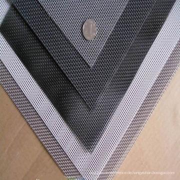 Edelstahl Sicherheitsfenster Bildschirm