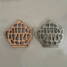 Teapot Shape Cast Iron Trivet