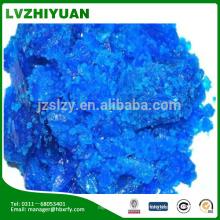 proveedor azul del polvo del sulfato cúprico de alta calidad