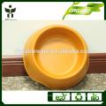 eco-friendly bamboo dog bowl