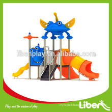 USA Holidays gift outdoor playground Type and Plastic Playground Material kids plastic outdoor playground equipment