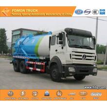 North-Benz 16000L Sewage vacuum truck