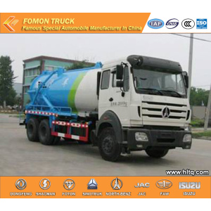 North-Benz 16000L Sewage vacuum truck