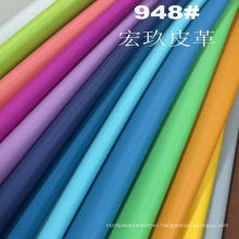 Waterproof PVC Synthetic Leather for Car Seat Upholstery (948#)