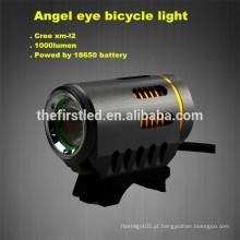 Anjo olho CREE XM-L2 T6 LED Lâmpada Lamp1000 Lumen para bicicleta
