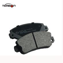 Pièces de rechange de qualité supérieure Plaquette de frein pour FIAT