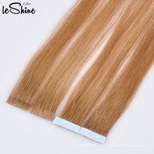Ведущим Поставщиком В Циндао Реальные Человеческие Волосы Тип Крючком Наращивание Волос Ленточное Наращивание Волос