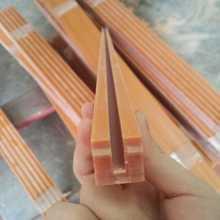 एक प्रकार का प्लास्टिक पैनल प्रसंस्करण pertinax पत्रक phenolic टुकड़े टुकड़े