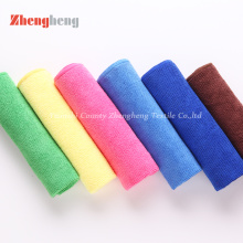 China for 100% Microfiber Warp Towel Different Colors Microfiber Cloth export to Turks and Caicos Islands Supplier