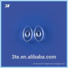 Soft eyeglass silicone nose pads
