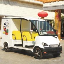 China CE aprovação do carro elétrico do alimento para o aeroporto (DU-F4)