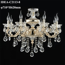 suspension lamp chandeliers bubble glass pendant lamp