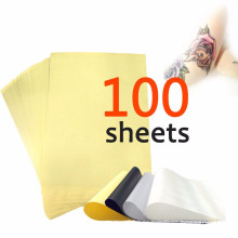 100 Sheets Tattoo Carbon Thermal Stencil Transfer Paper 8.5x11 Master Units