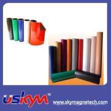 Kundenspezifisches Gummi Flexibles Magnetblatt mit bestem Preis