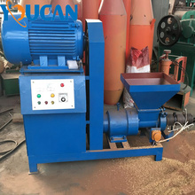 Wood Sawdust Briquette Extruder Machine
