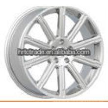 black sport 20 inch sport 10 spoke replica alloy wheels