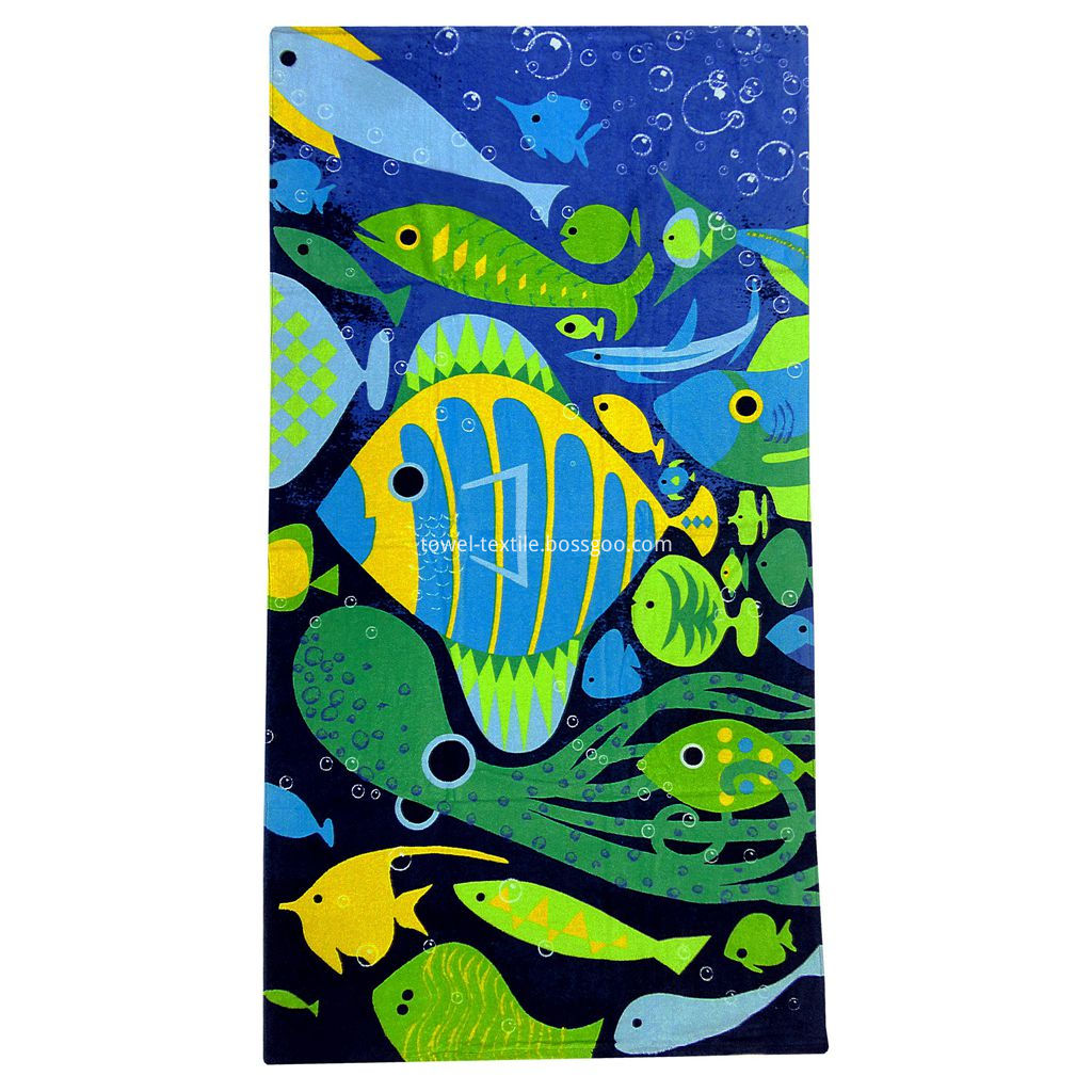 Boys Beach Towels