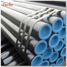 ASTM A333 GR.6 beveled ends seamless pipe