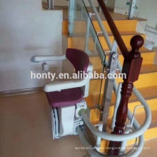 Hot sale!! Hydraulic elder stair lift house stair lifts for sale