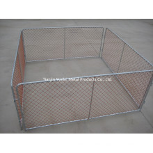 Chain Link Crowd Control Temporary Fence