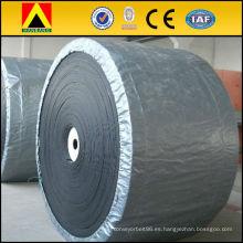 Banda transportadora de goma antiestático NN160