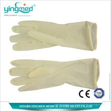 Нестерильные латексные смотровые перчатки