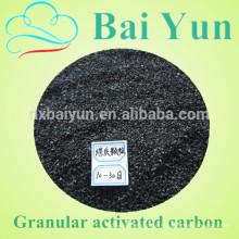 Конкурентный 8-30 сетка активированного углерода цена производителя активированного угля