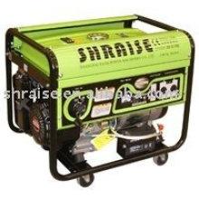 Gerador de gasolina / gasolina 5kw com sistema ATS interno (gasolina, gerador portátil a gasolina)