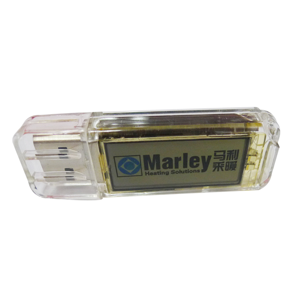 Epoxy Dome USB Flash Drive