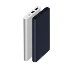 Banco de potência 8000mAh carregador portátil de alumínio