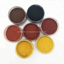 Vermelho 120 do óxido de ferro para o adubo químico