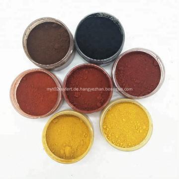 Eisenoxidrot 120 Für chemischen Dünger