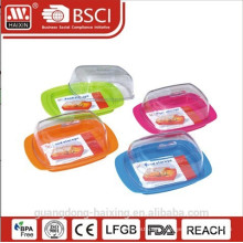 Plastic Bread Server With cover A