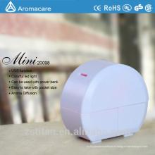Humidificador portátil del aire del difusor del aroma del sitio humidificador con el ionizador