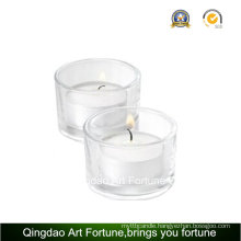 Tealight Glass Candle Holder Cup Manufacturer