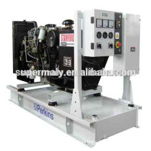 80KW/100KVA Diesel generation CE approved made in China